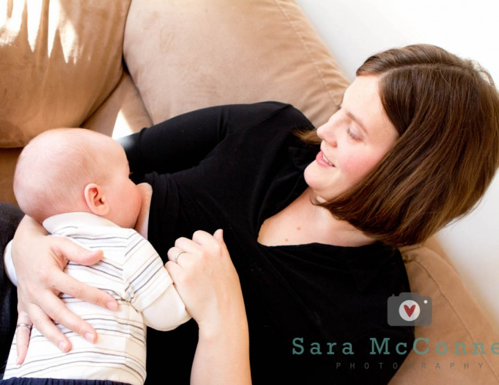 {Breastfeeding Photography} Hands - Ottawa Photographer