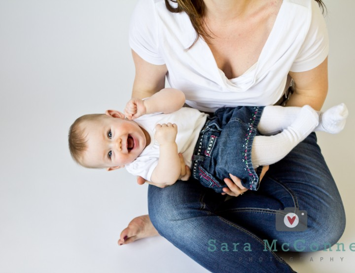 Smiles - Ottawa Baby Photographer