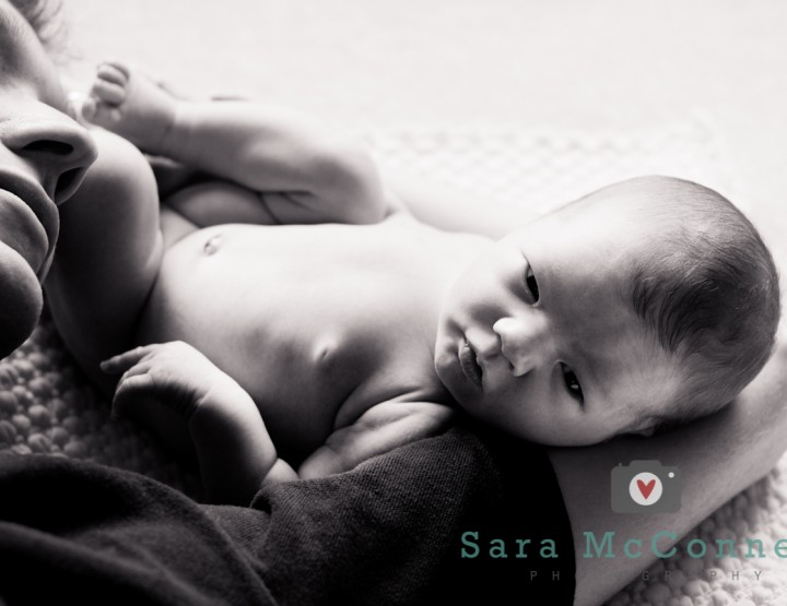 Daddy's Girl ~ Ottawa Newborn Photographer