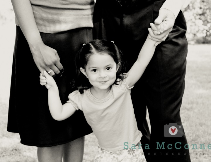 Family of Three ~ Ottawa Family Photographer