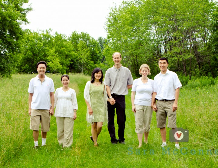 Family of 12 ~ Ottawa Family Photographer