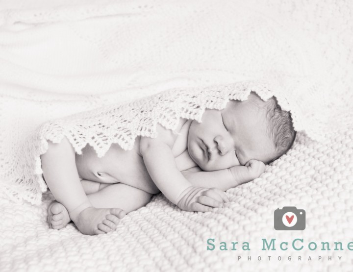 Seven Days Old ~ Ottawa Newborn Photographer