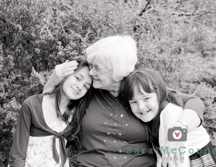 Two Generations ~ Ottawa Family Photographer