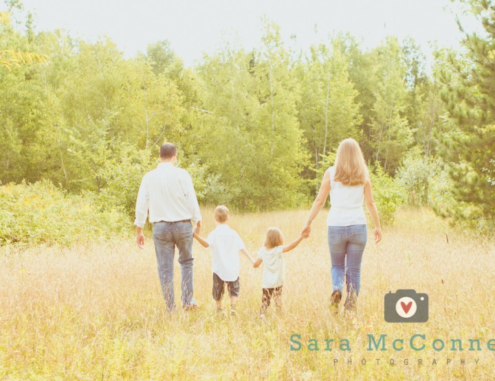 The B Family ~ Ottawa Family Photographer