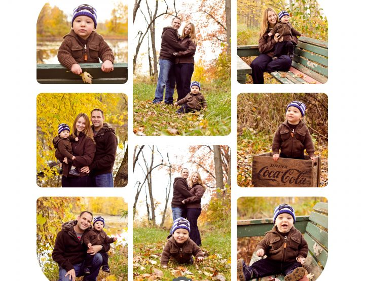 Look who's almost one ~ Ottawa Family Photographer
