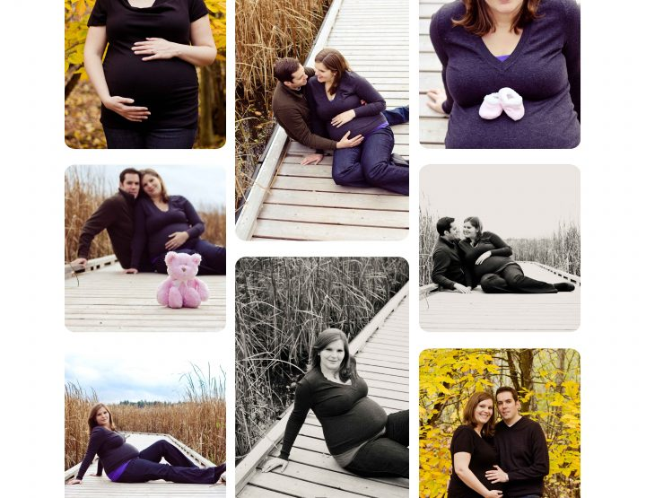Fall Colours ~ Ottawa Maternity Photographer