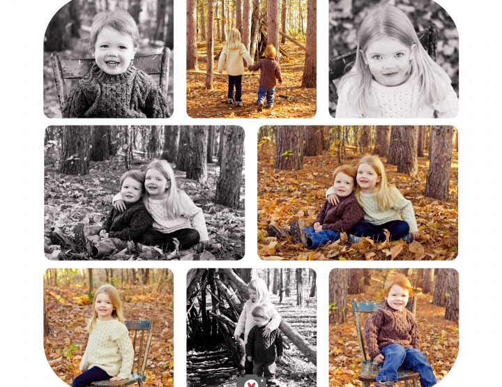 Brother + Sister ~ Ottawa Children's Photographer