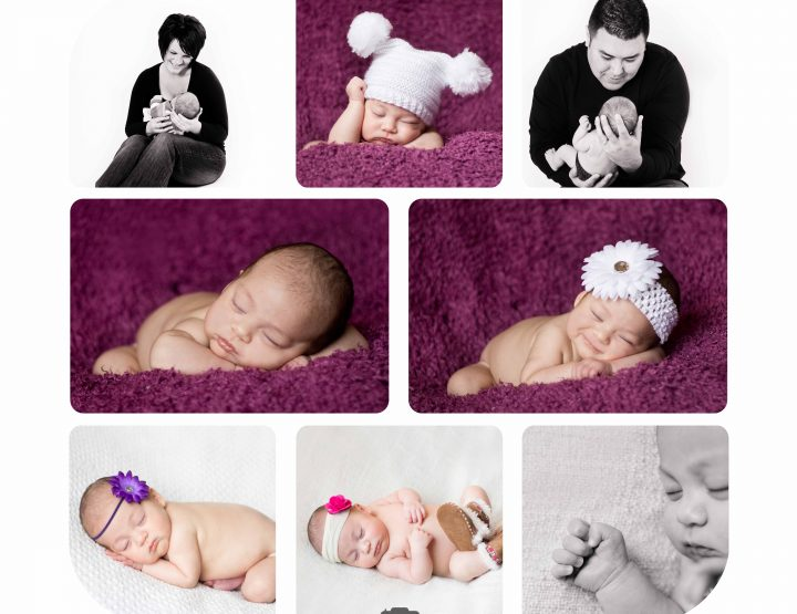 Sleepy Smiles ~ Ottawa Newborn Photographer