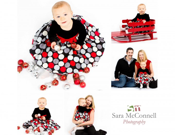 Polka dots ~ Ottawa Photography Studio