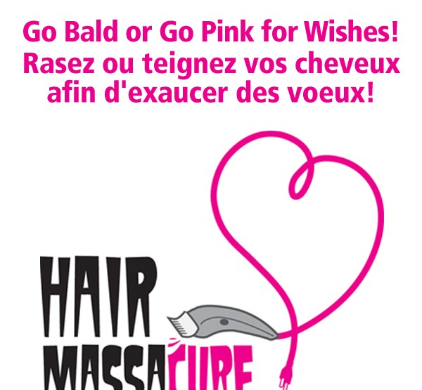 Orleans Hair Massacure ~ Ottawa Charity