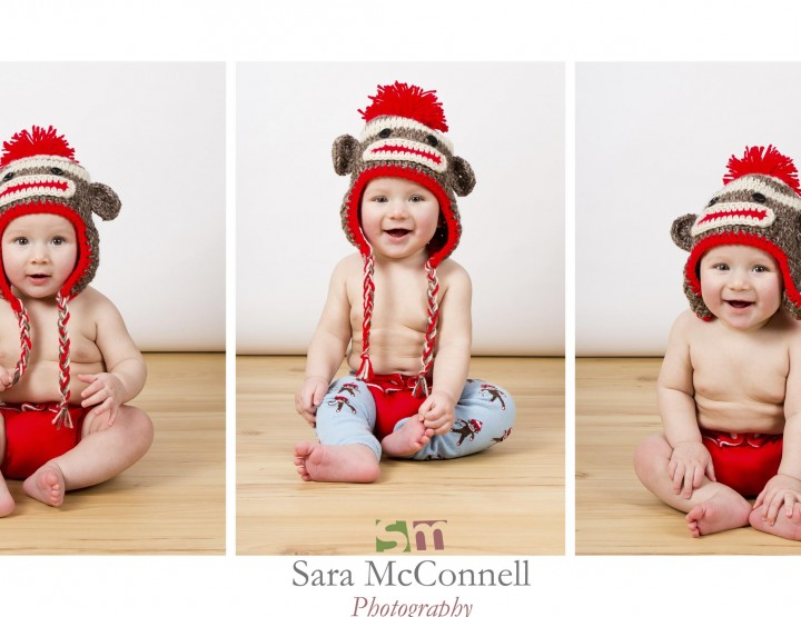 Six months old ~ Ottawa Baby Photography