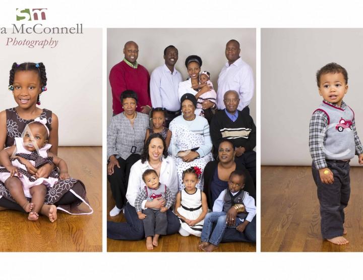 Four Generations ~ Ottawa Family Photographer