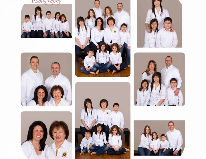 Family of Eleven ~ Ottawa Family Photographer