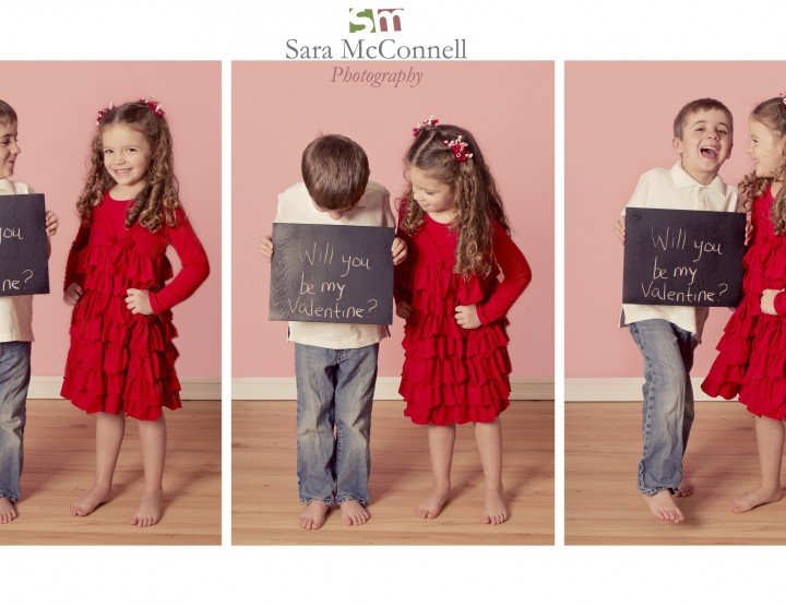 Valentine's Day Mini Sessions ~ Ottawa Children's Photographer