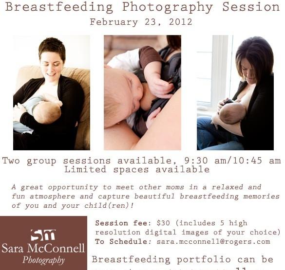 Group Breastfeeding Photography Session ~ Ottawa Photographer