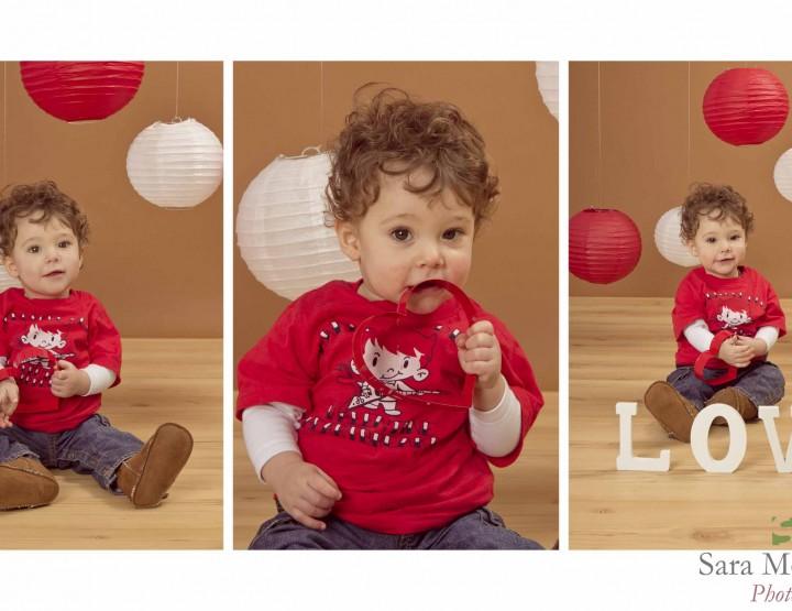 Seeing Red ~ Ottawa Children's Photographer