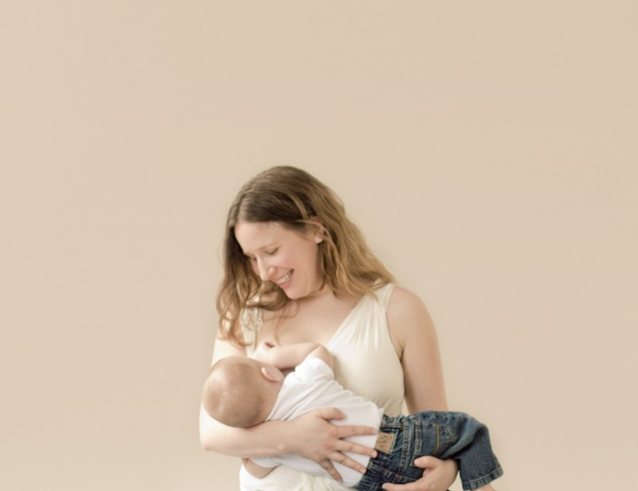 Group Session ~ Breastfeeding Photography