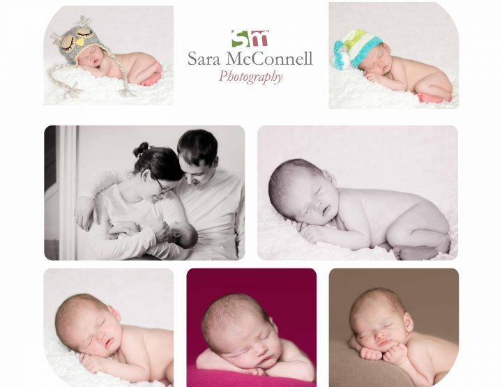Nine Days Old ~ Ottawa Newborn Photographer