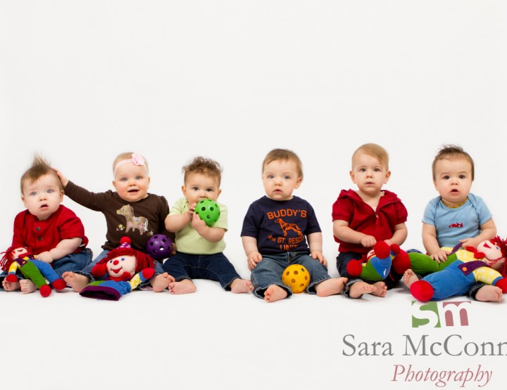 Six is better than one ~ Ottawa Baby Photographer