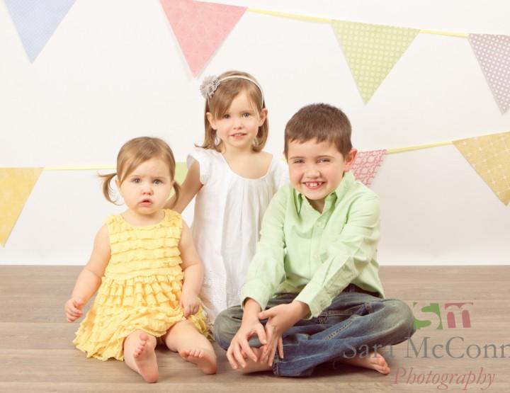 Three times the fun ~ Ottawa Children's Photographer