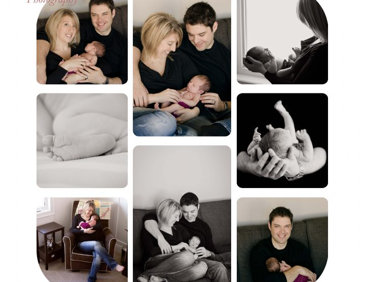Miss M ~ Ottawa Newborn Photography