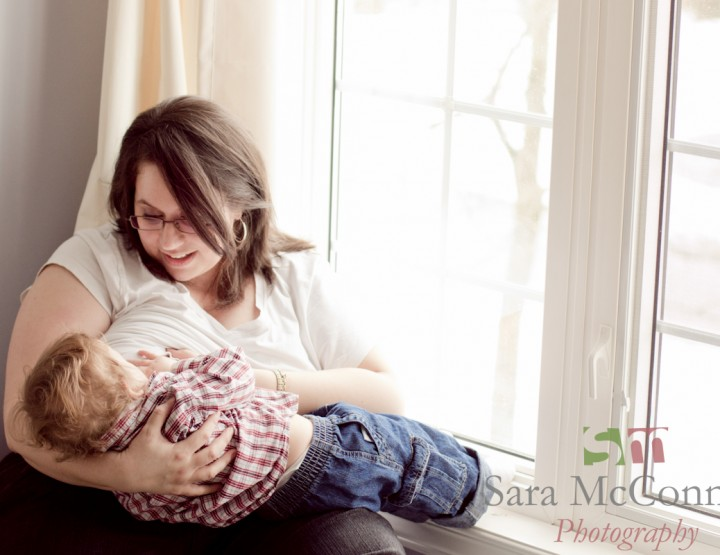 Breastfeeding Photography ~ Ottawa Photographer