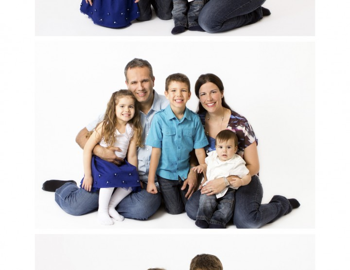 Family of Five ~ Ottawa Family Photographer