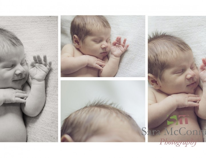 Sleepy smiles ~ Ottawa Newborn Photography