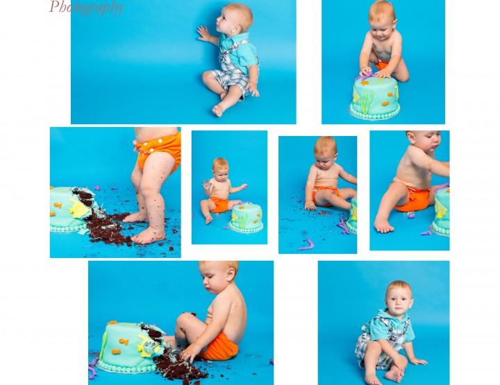 Ottawa Cake Smash ~ Ottawa Baby Photographer