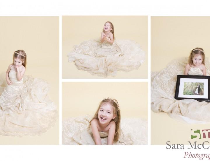 Wedding Dress Mini Session ~ Ottawa Child Photographer