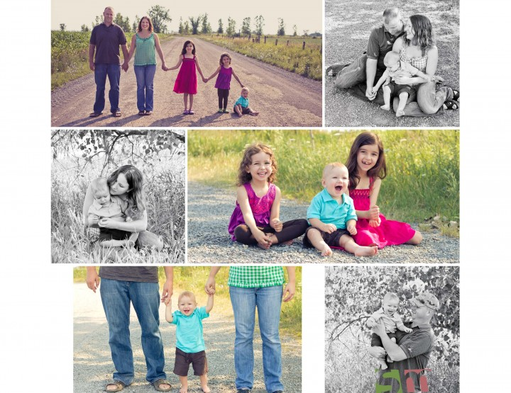 Family of Five ~ Ottawa Family Photography
