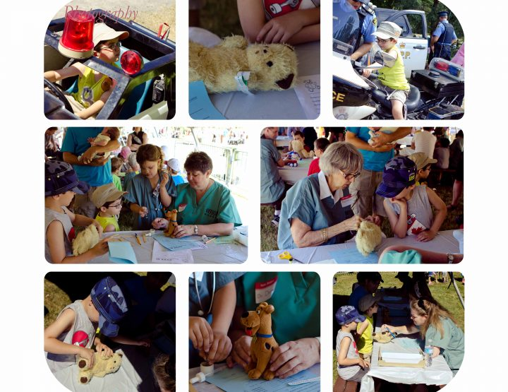 CHEO Teddy Bear Picnic ~ Ottawa Photographer