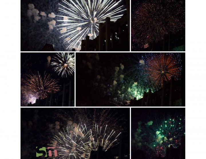 Canada Day Fireworks ~ Ottawa Photographer
