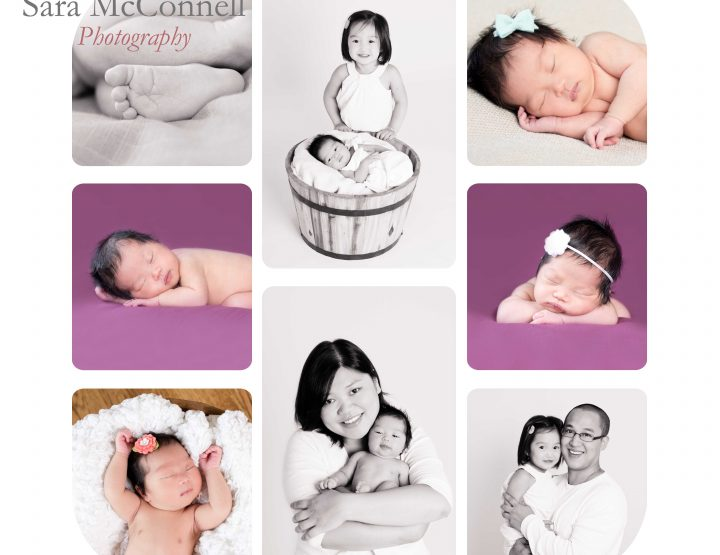 Six Days Old  ~ Ottawa Newborn Photographer