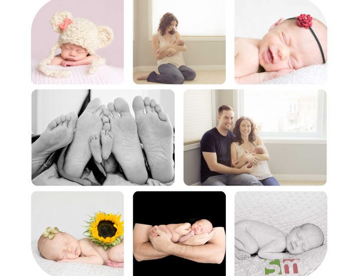 Five Pounds ~ Ottawa Newborn Photographer