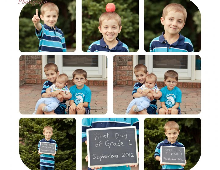 Back to School ~ Ottawa Family Photographer