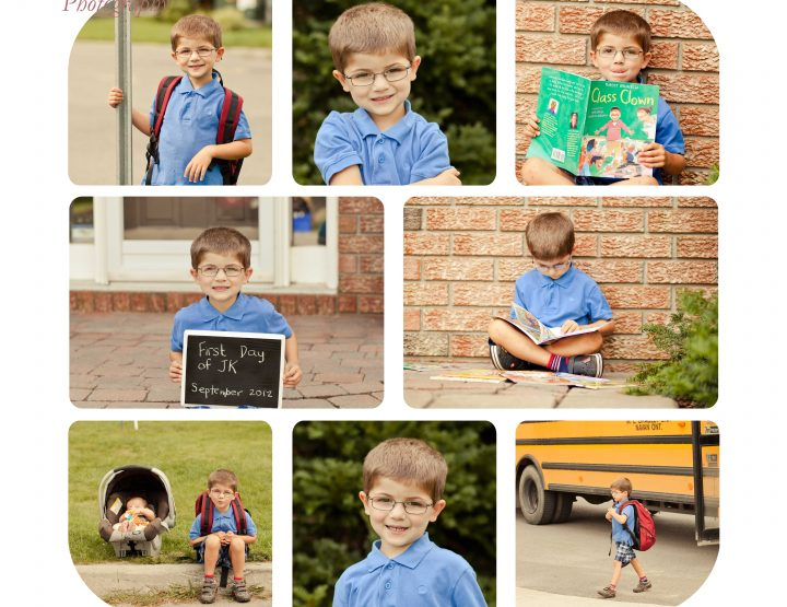 Kindergarten ~ Ottawa Child Photographer