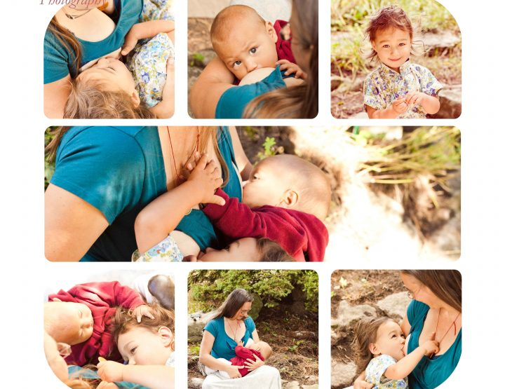 Sisters ~ Ottawa Breastfeeding Photography