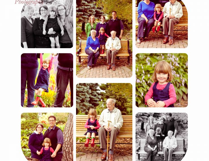 Four Generations ~ Ottawa Family Photographer