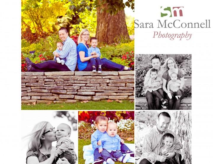 Boys in Blue ~ Ottawa Family Photographer
