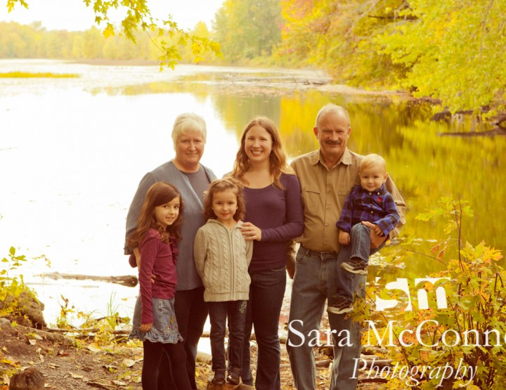 The gift of photos ~ Ottawa Family Photographer