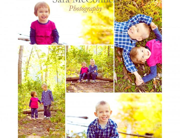 Terrific twosome ~ Ottawa Child Photographer