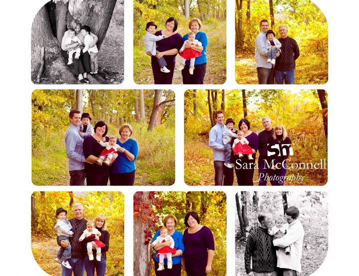 A gift for grandparents ~ Ottawa Family Photographer