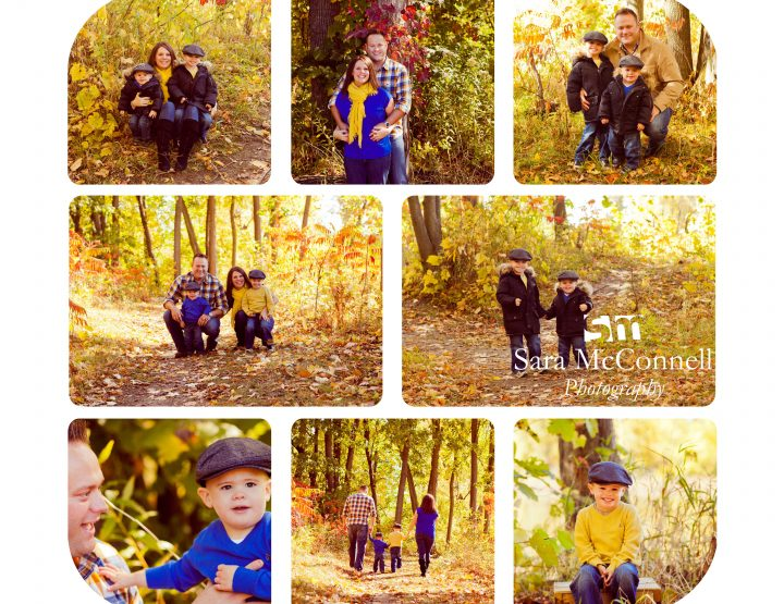Blue & Yellow ~ Ottawa Family Photographer