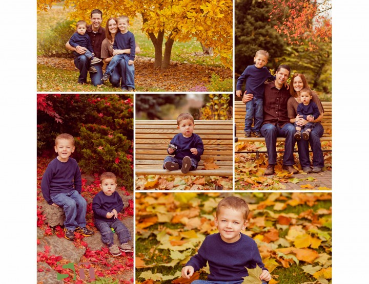 The N Family A Year Later ~ Ottawa Family Photographer