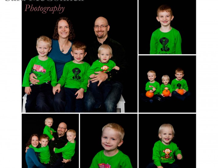 Three times the fun ~ Ottawa Family Photographer
