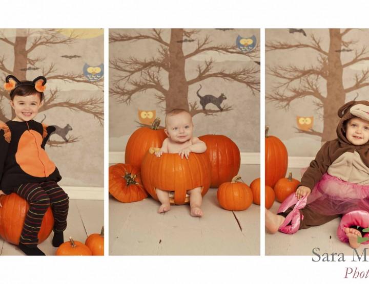 Boo! ~ Ottawa Baby Photographer