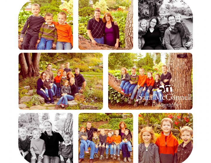 Six under eight ~ Ottawa Family Photographer