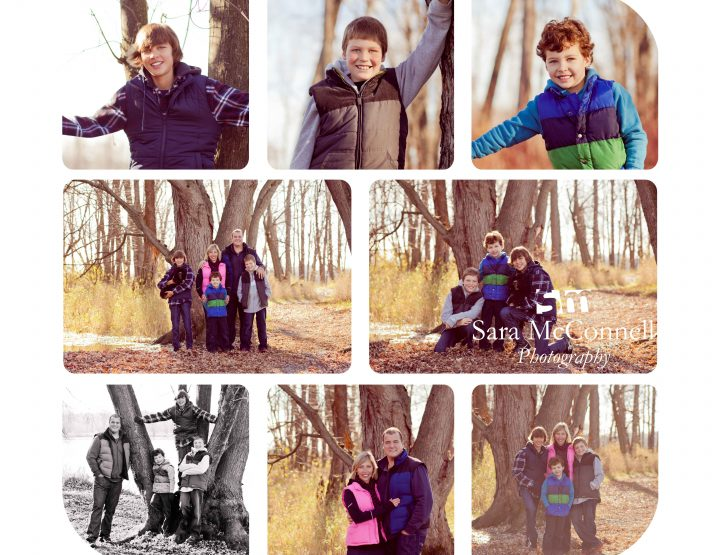 Three Boys ~ Ottawa Family Photographer