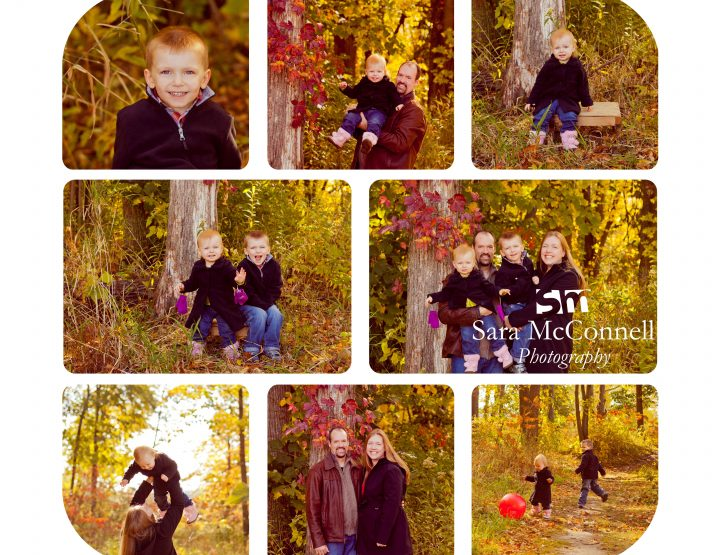 Up in the air ~ Ottawa Family Photographer